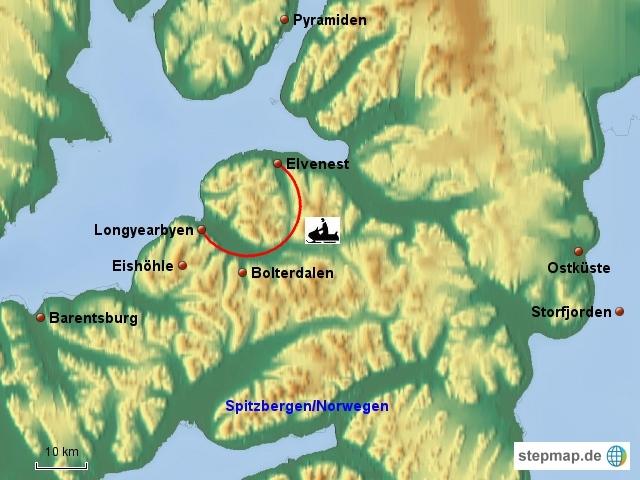 3. Tag Spitzbergen