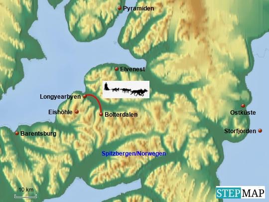 5. Tag Spitzbergen