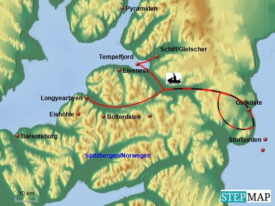 6. Tag Spitzbergen