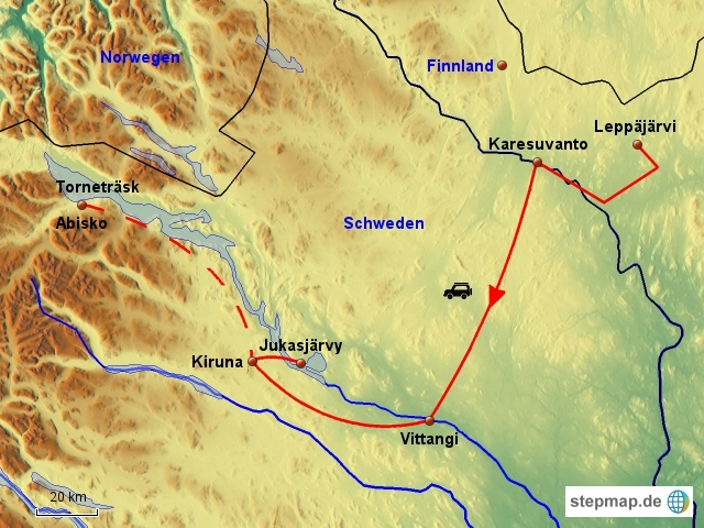 16. Tag Kiruna