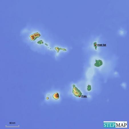 Ein wirklich überschaubarer Mini-Inselstaat