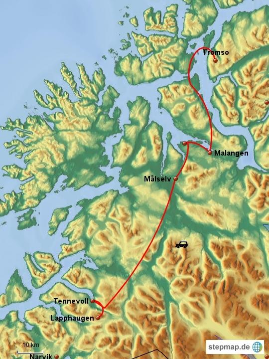 19. Tag Tromso