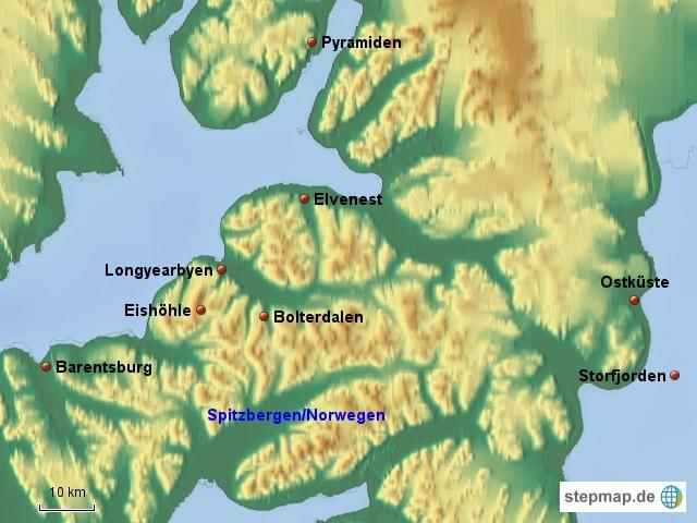 7. Tag Spitzbergen
