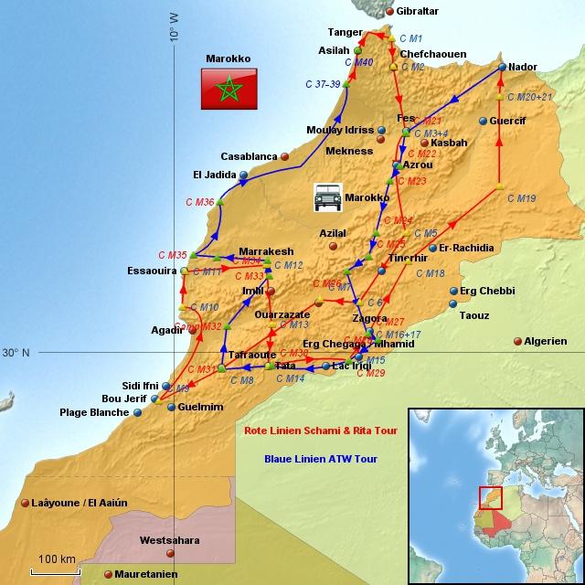 Marokko-2015
