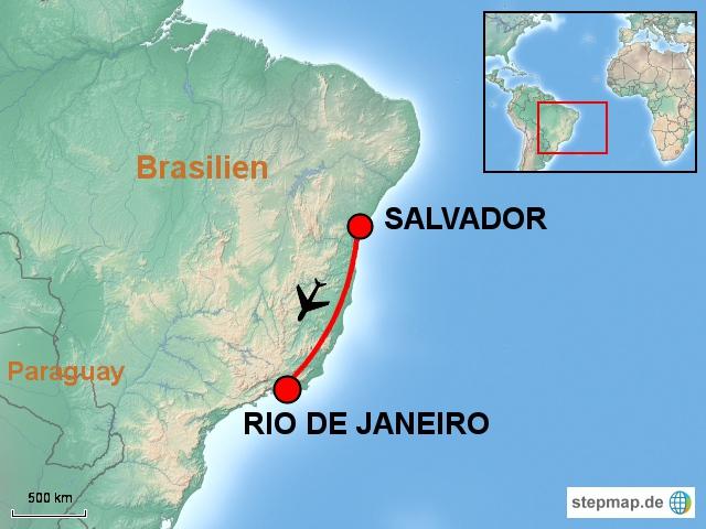 SALVADOR-RIO