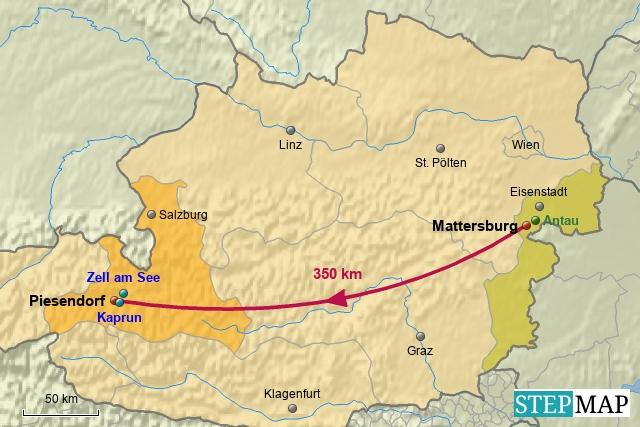 Antau-Mattersburg-Piesendorf