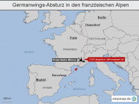 Germanwings-Absturz in den franz�sischen Alpen