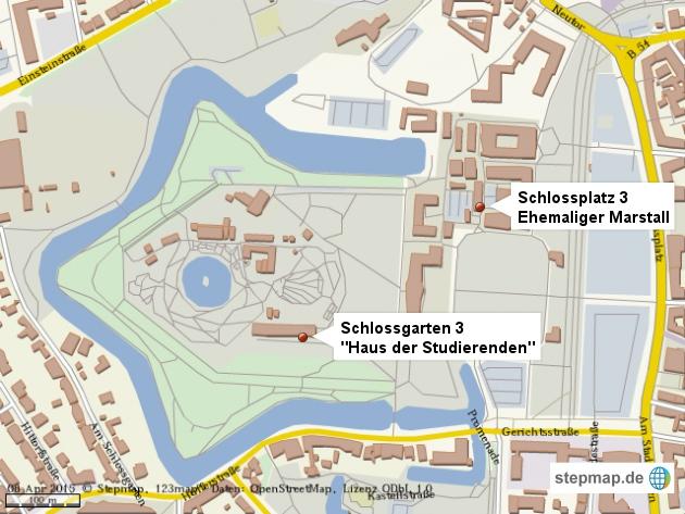 Neuer Schloss-Campus