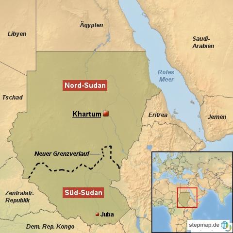 Neue Kämpfe zwischen Nord- und Südsudan