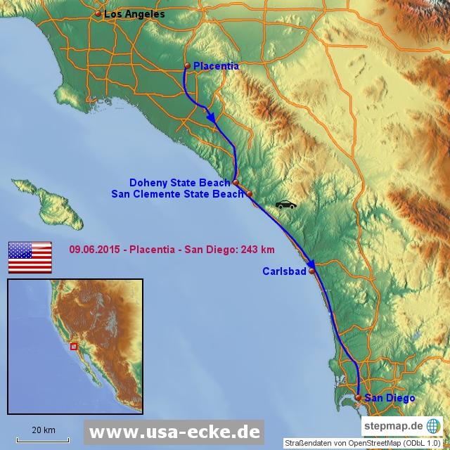 USA 2015 Map 2