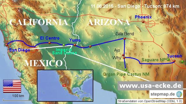 USA 2015 Map 3