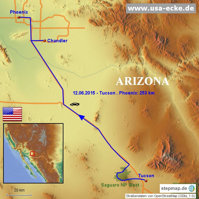USA 2015 Map 4