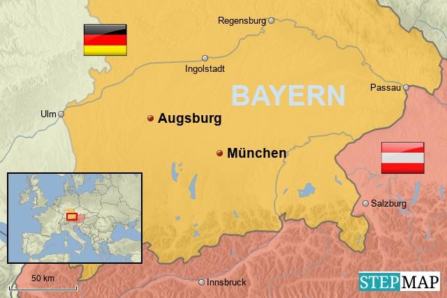 M�nchen-Augsburg