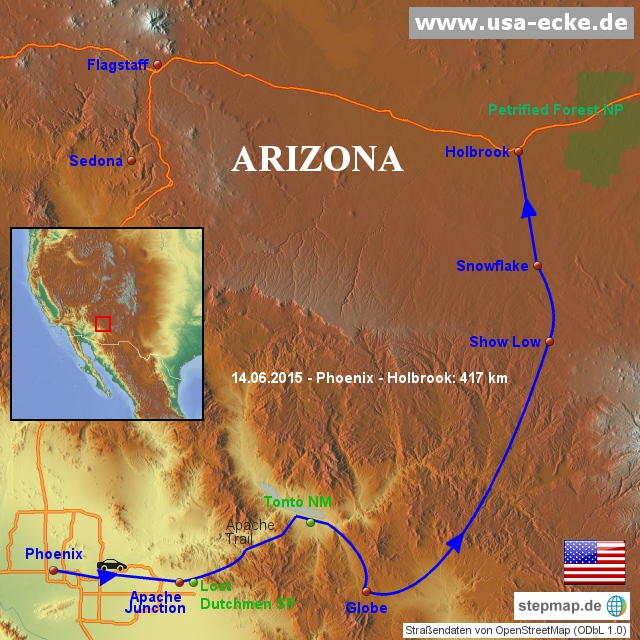 USA 2015 Map 5