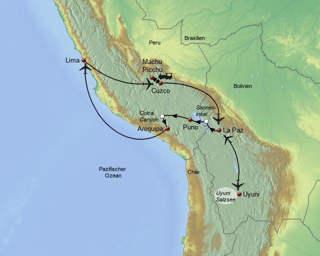 Peru-Bolivien