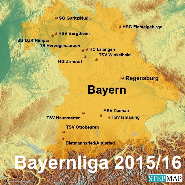 Bayernliga 2015/16