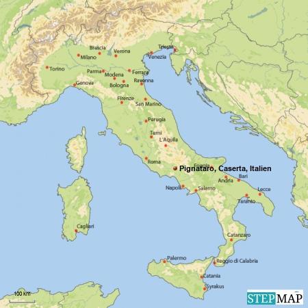 Pignataro, Caserta, Italien