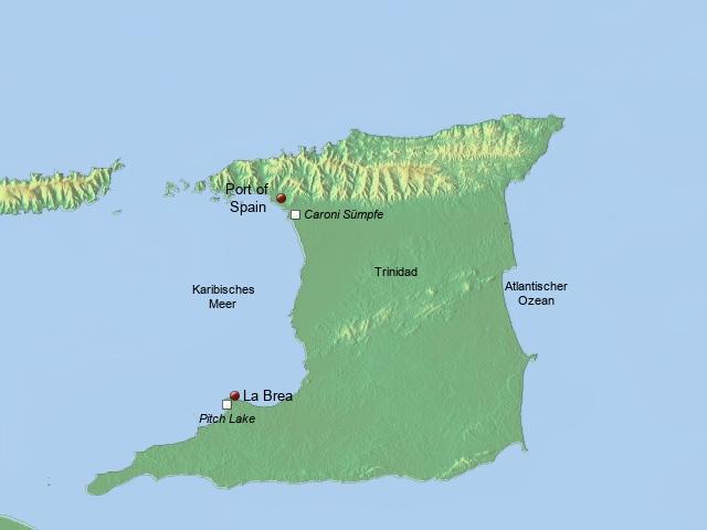 Ausflugspacket Trinidad