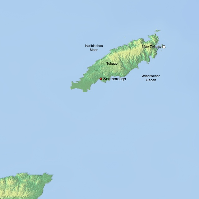 Ausflugspacket Tobago