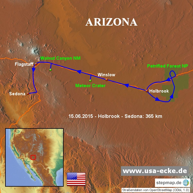 USA 2015 Map 6