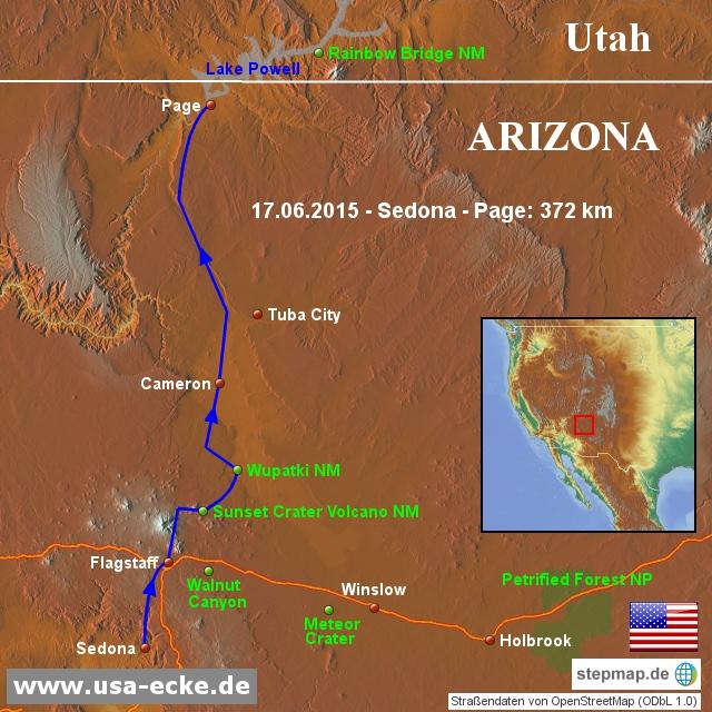 USA 2015 Map 7