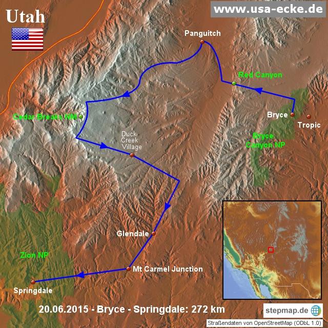 USA 2015 Map 9