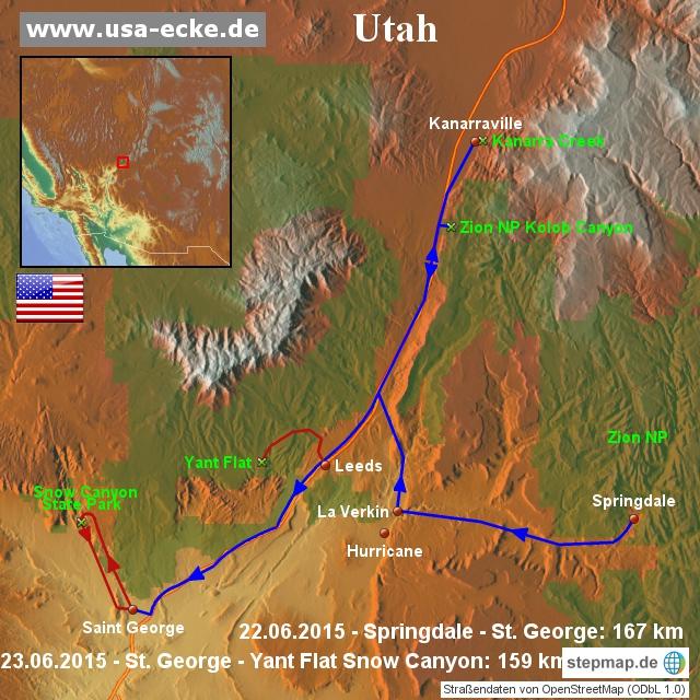 USA 2015 Map 10