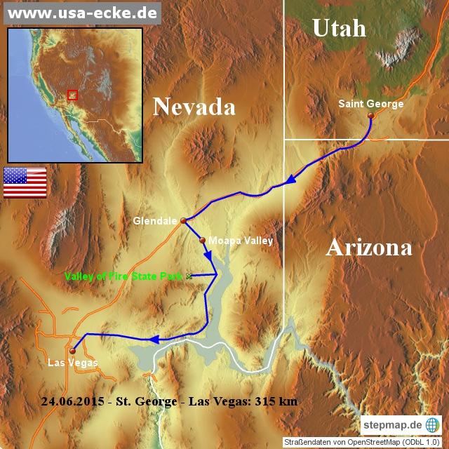 USA 2015 Map 11