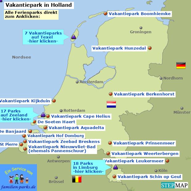 Vakantiepark Niederlande