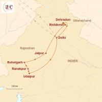 Routenkarte zur Reise Perspektivwechsel: Projekte & Begegnungen