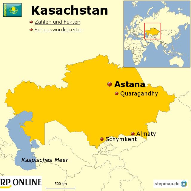 Länder der Welt: Kasachstan
