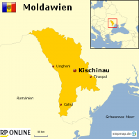 Länder der Welt: Moldawien