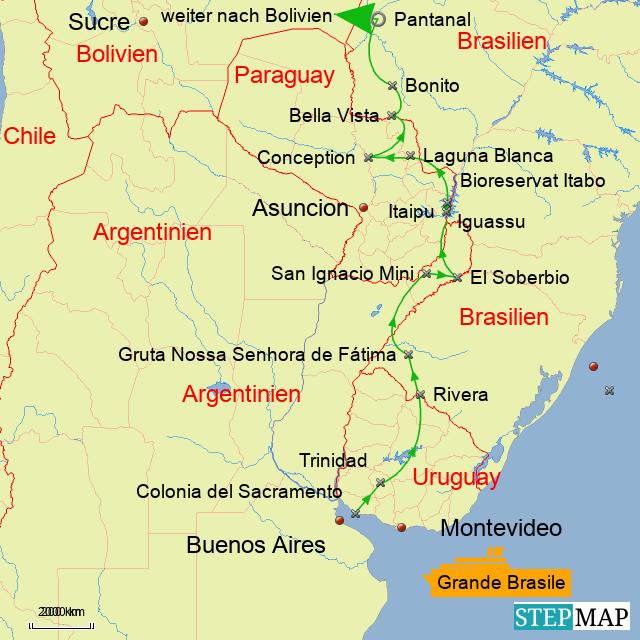 Südamerika 1