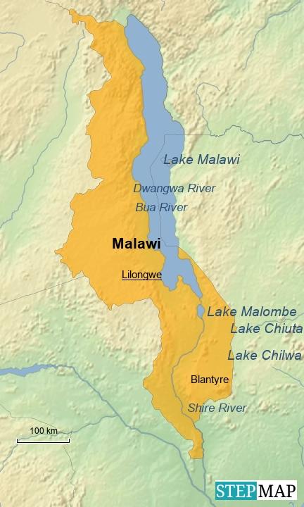Gewässer Malawis