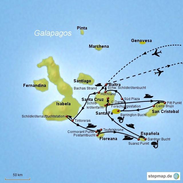 Galapagos Katamaran Nemo B