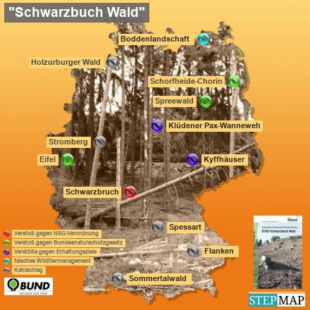 Schwarzbuch Wald 2009