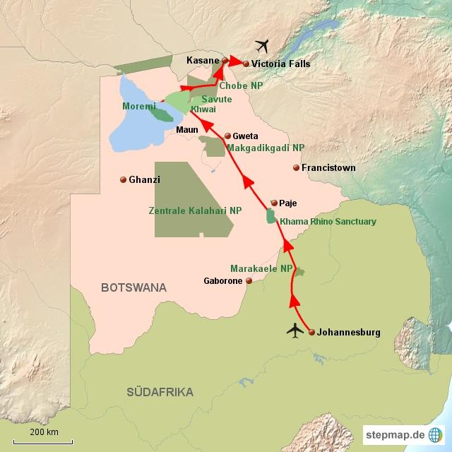 BO Botswana Untouched