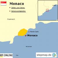 Länder der Welt: Monaco