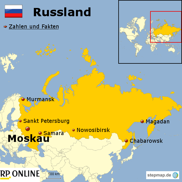 Länder der Welt: Russland
