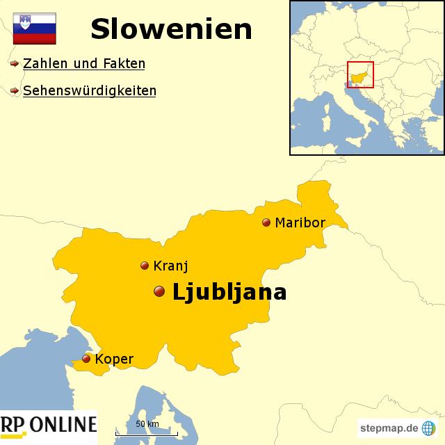 Länder der Welt: Slowenien