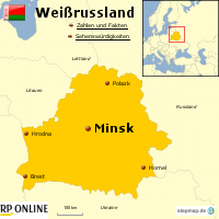 Länder der Welt: Weißrussland