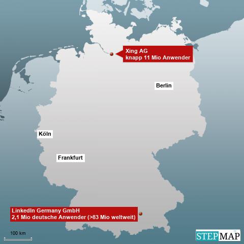 LinkedIn gründet Niederlassung in München