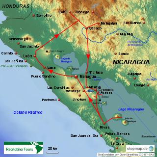 Landkarte für Website online erstellen mit StepMap