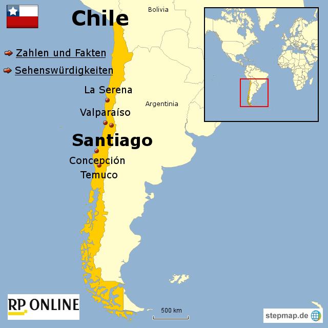 Länder der Welt: Chile