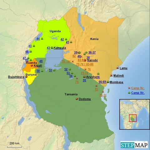 Ostafrika-Tour