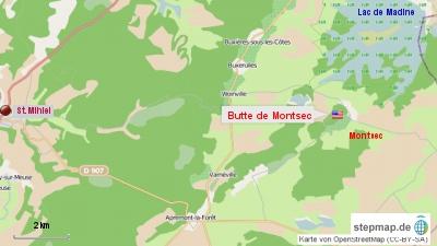 Butte de Montsec