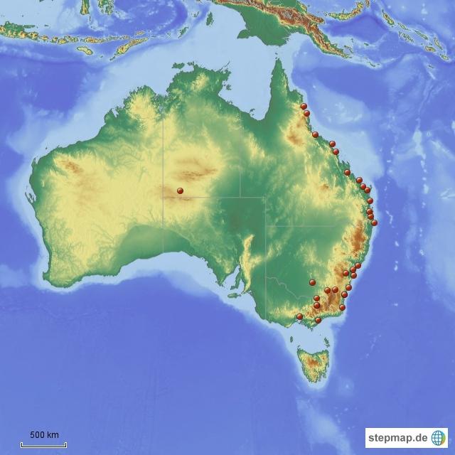 Australia gross Dezember
