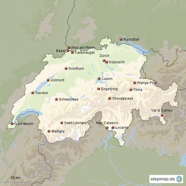 Sommerblog Karte Variante quadrat