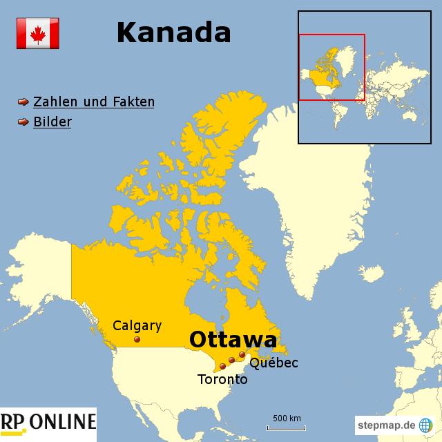 Länder der Welt: Kanada