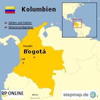 Länder der Welt: Kolumbien